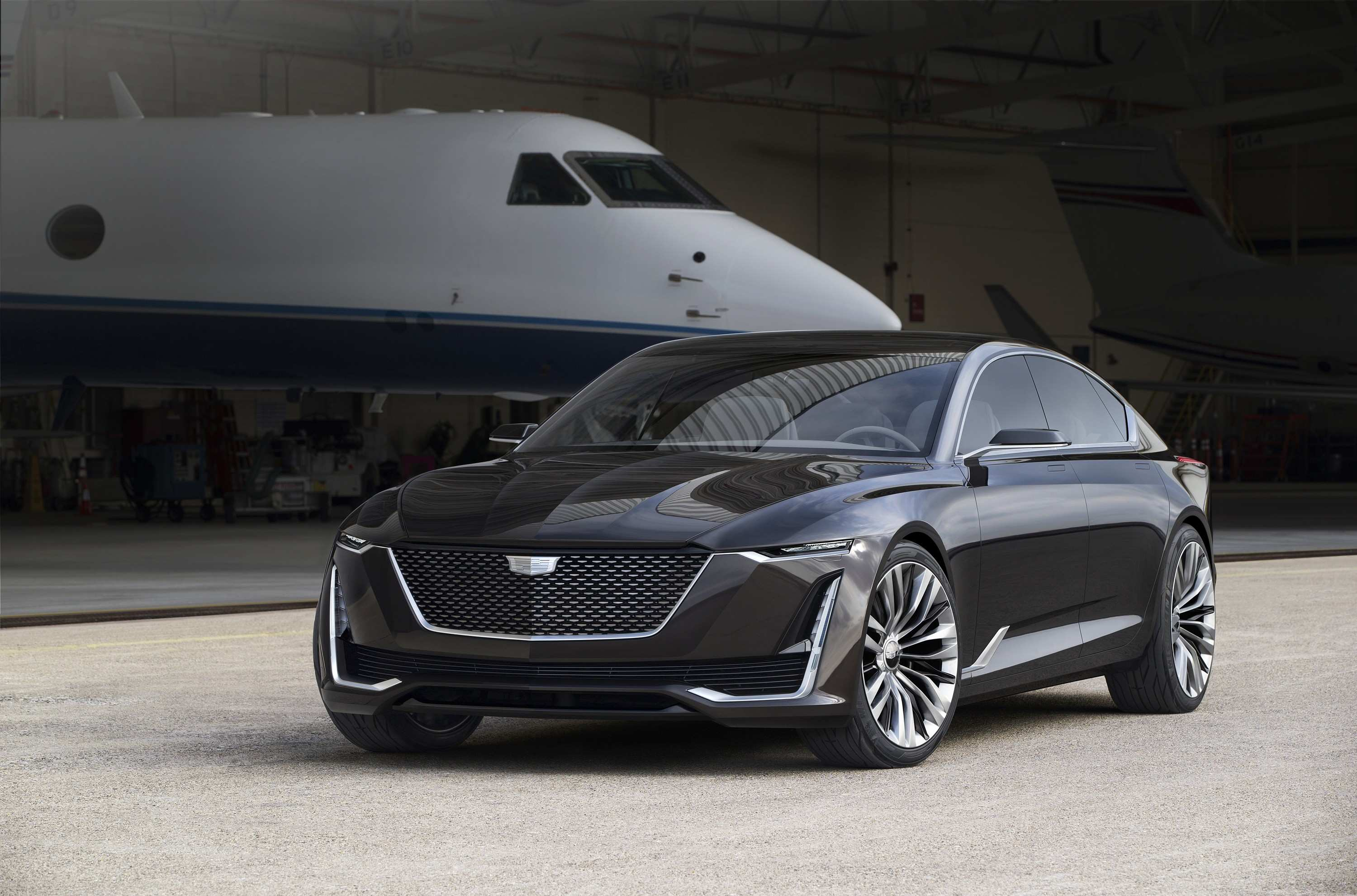 98 A 2020 Cadillac Ct6 First Drive