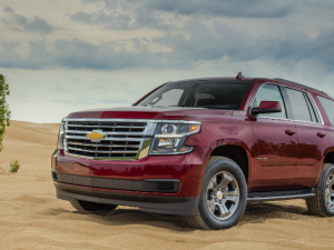 2020 Chevrolet Tahoe Redesign