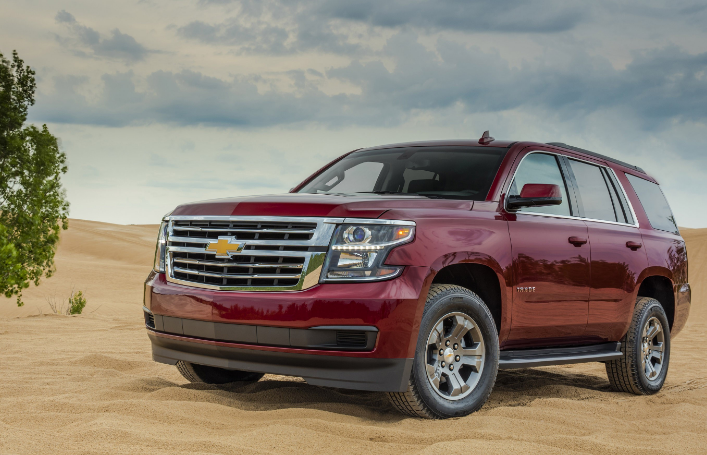 98 A 2020 Chevrolet Tahoe Redesign Price Design and Review