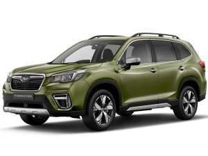 98 A 2020 Subaru Forester Hybrid Redesign and Review