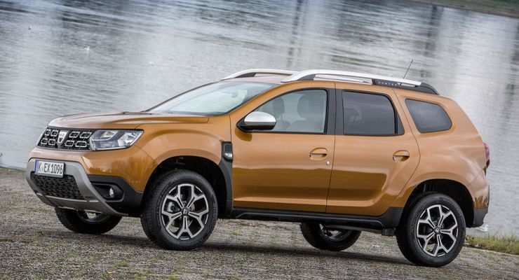 98 A Dacia Duster 2020 Pricing