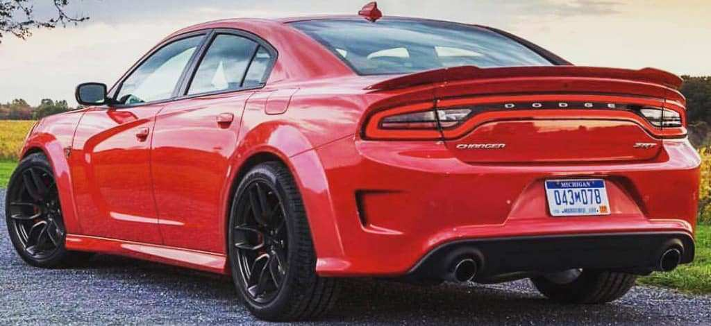 98 A New Dodge Colors For 2020 Interior