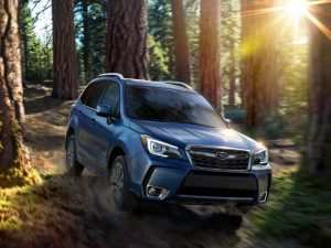 98 A New Generation 2020 Subaru Forester New Concept