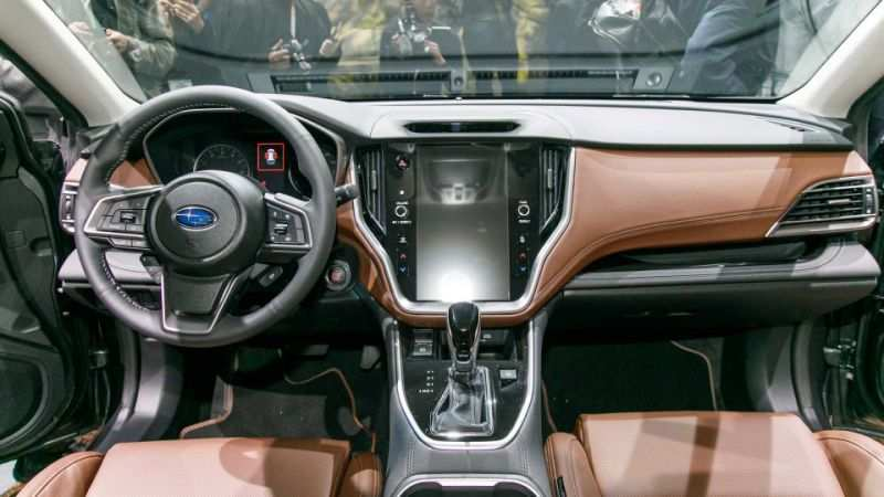 98 A Subaru Outback 2020 Uk Redesign And Review