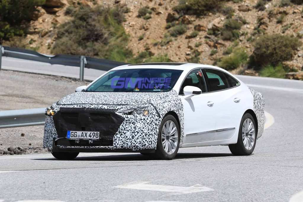 98 A Will There Be A 2020 Buick Lacrosse Pictures