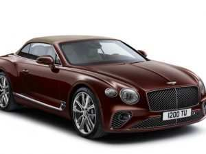98 All New 2019 Bentley Continental Gt Release Date History