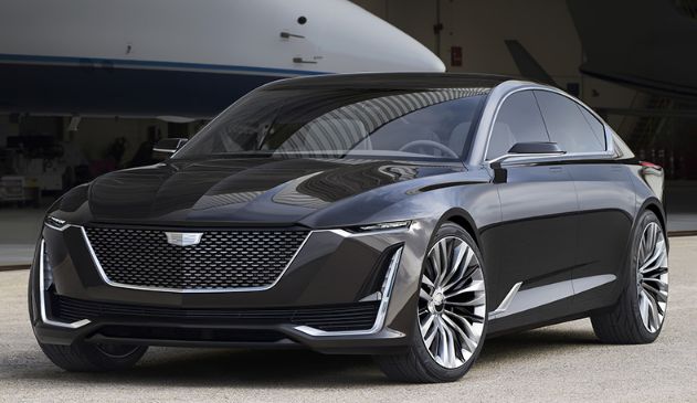 98 All New 2019 Cadillac Ct3 First Drive