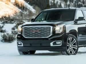 98 All New 2019 Gmc Yukon Changes Concept and Review