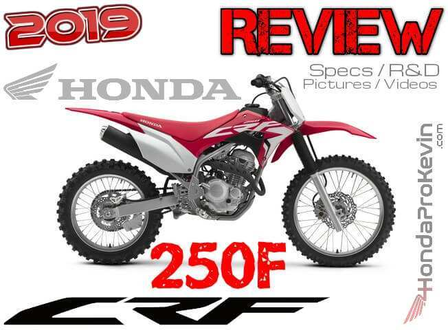 98 All New 2019 Honda 230F Performance And New Engine