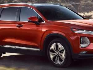98 All New 2019 Hyundai Santa Fe Engine New Review