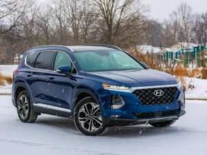 98 All New 2019 Hyundai Santa Fe Test Drive Price Design and Review
