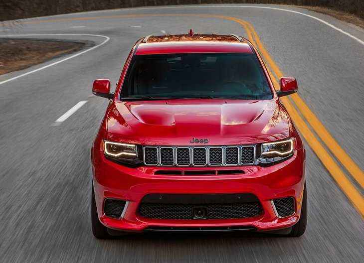 98 All New 2019 Jeep Hellcat Concept