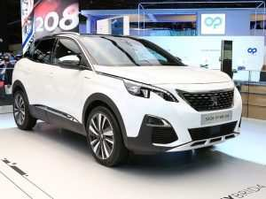 98 All New 2019 Peugeot 3008 Hybrid Release Date