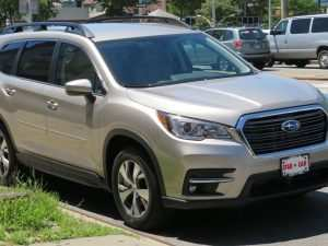 98 All New 2019 Subaru Ascent Release Date Price