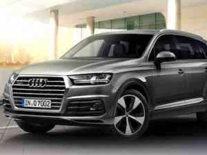 98 All New 2020 Audi Q7 Release Date First Drive