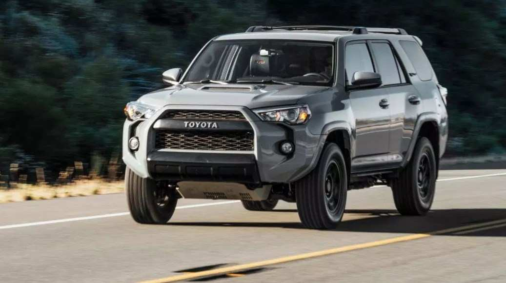 98 All New 2020 Toyota 4Runner Release Date Overview