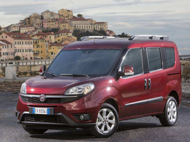 98 All New Fiat Doblo 2019 Performance And New Engine