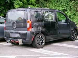 98 All New Fiat Qubo 2020 Price Design and Review