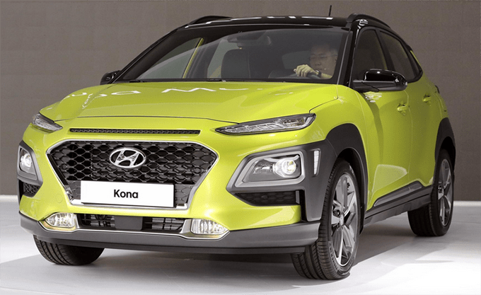 98 All New Hyundai Kona 2020 Review Performance and New Engine
