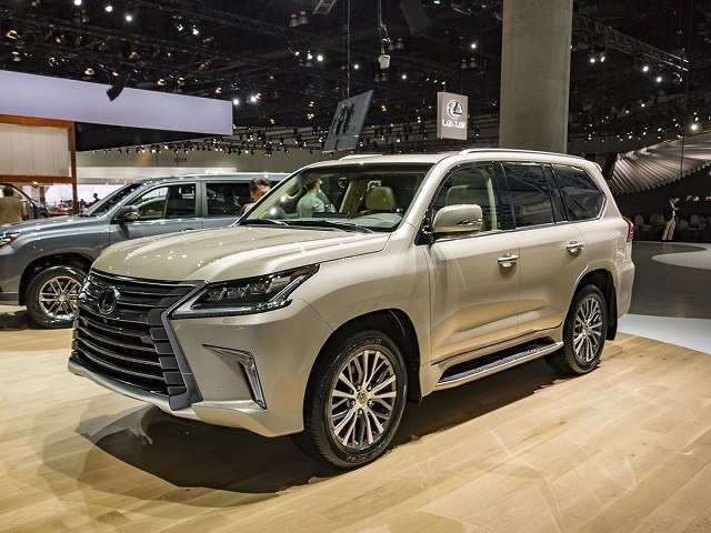 98 All New Lexus Lx 570 Review 2020 Research New