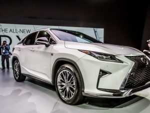 98 All New Lexus Rx 350 F Sport 2020 Price and Release date