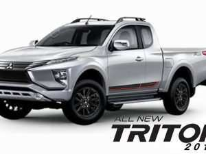 98 All New Mitsubishi New Triton 2020 Redesign and Review