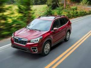 98 All New Subaru Forester 2020 Australia Redesign