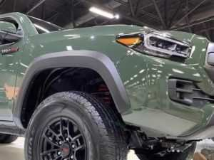 98 All New Toyota Tacoma 2020 Picture