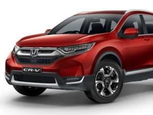 98 All New When Will 2020 Honda Crv Be Released Engine