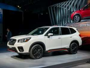98 Best 2019 Subaru Suv Release Date and Concept
