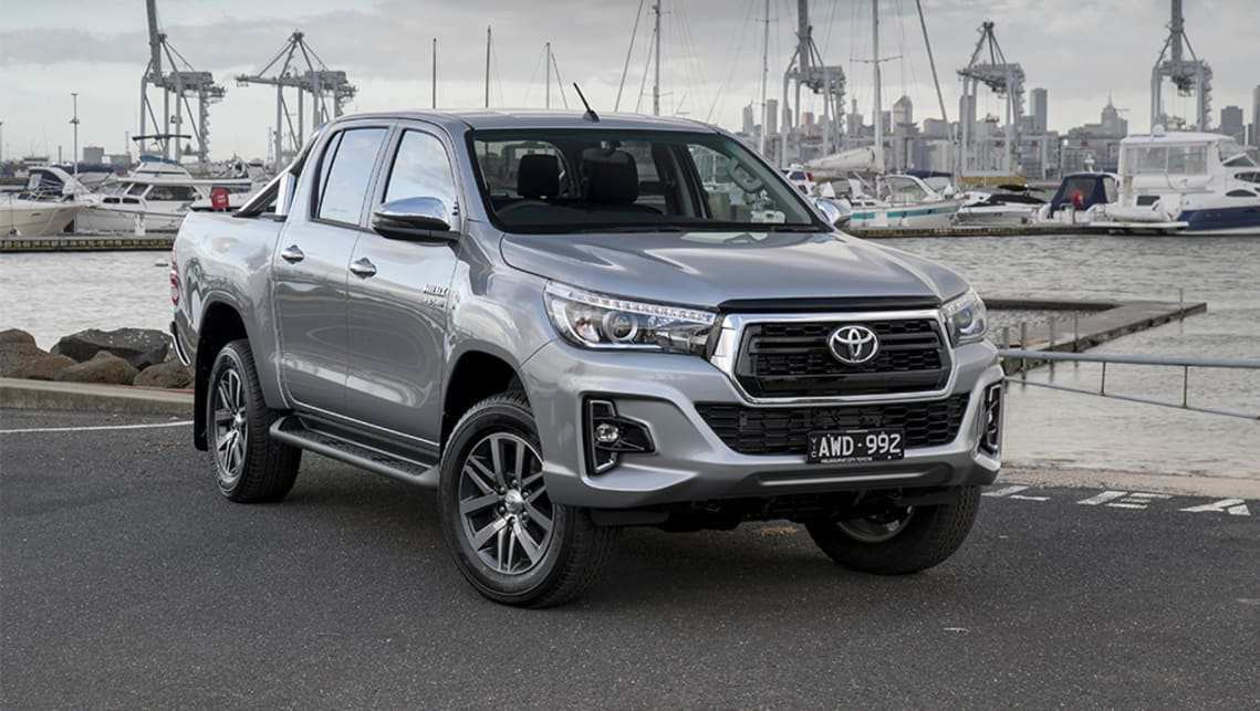 98 Best 2019 Toyota Hilux Facelift Ratings
