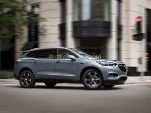 98 Best 2020 Buick Enclave Specs Price Design and Review