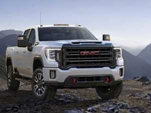 98 Best 2020 Gmc Sierra X31 Redesign and Concept