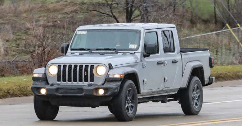 98 Best 2020 Jeep Gladiator Jt Pickup Release Date And Concept