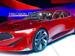 98 Best Acura Precision Concept 2020 Speed Test