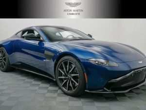 98 New 2019 Aston Martin Vantage For Sale Ratings