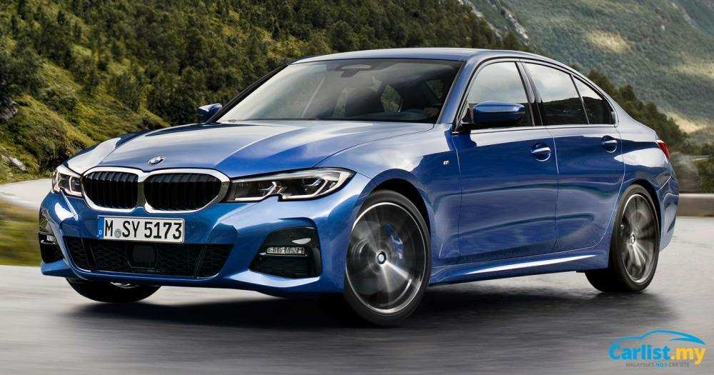 98 New 2019 Bmw 3 Series G20 Release