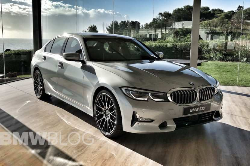 98 New 2019 Bmw G20 3 Series Picture