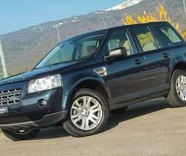 98 New 2019 Land Rover Freelander 3 Concept and Review