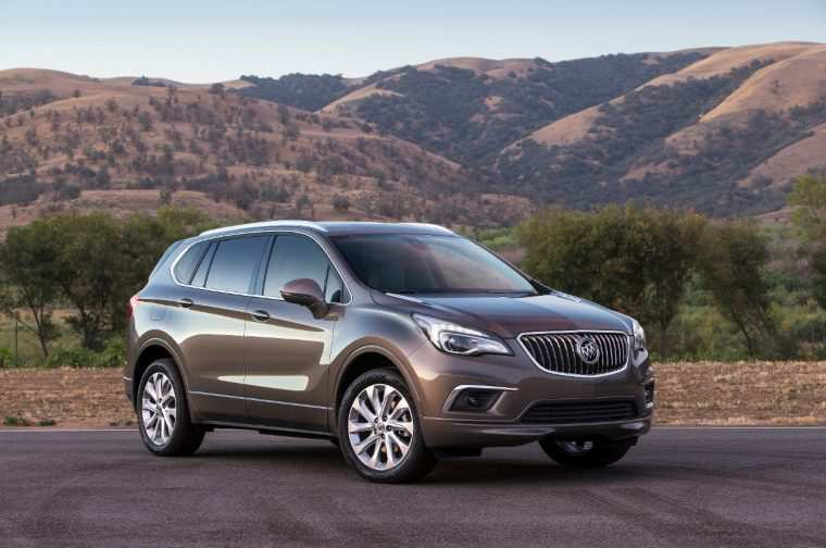 98 New 2020 Buick Envision Colors Exterior