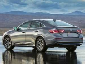 98 New 2020 Honda Accord Sedan Redesign and Concept