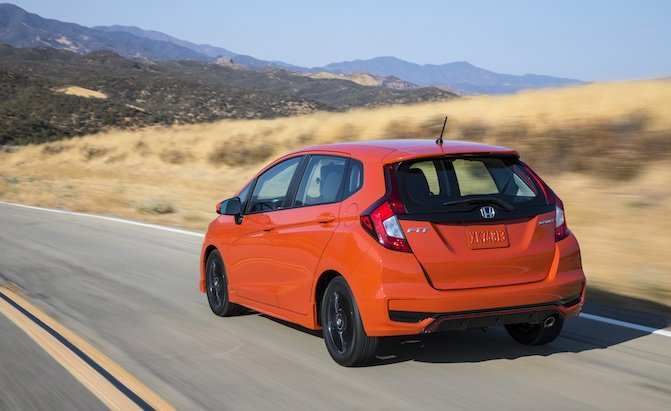 98 New 2020 Honda Fit News Performance And New Engine