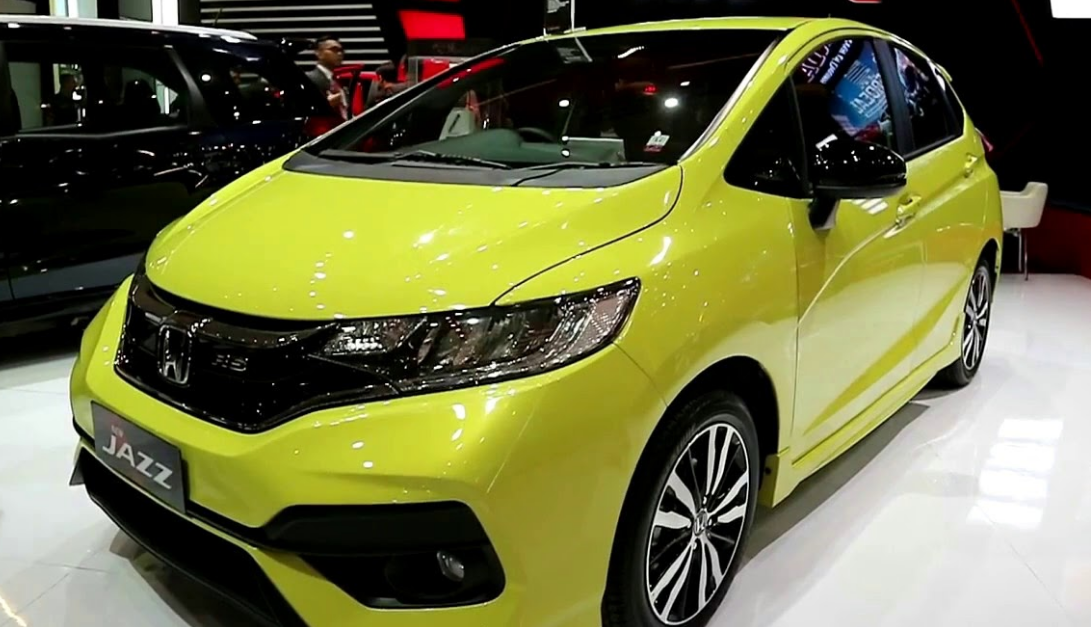 98 New 2020 Honda Fit News Price And Release Date