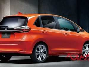 98 New 2020 Honda Fit Style
