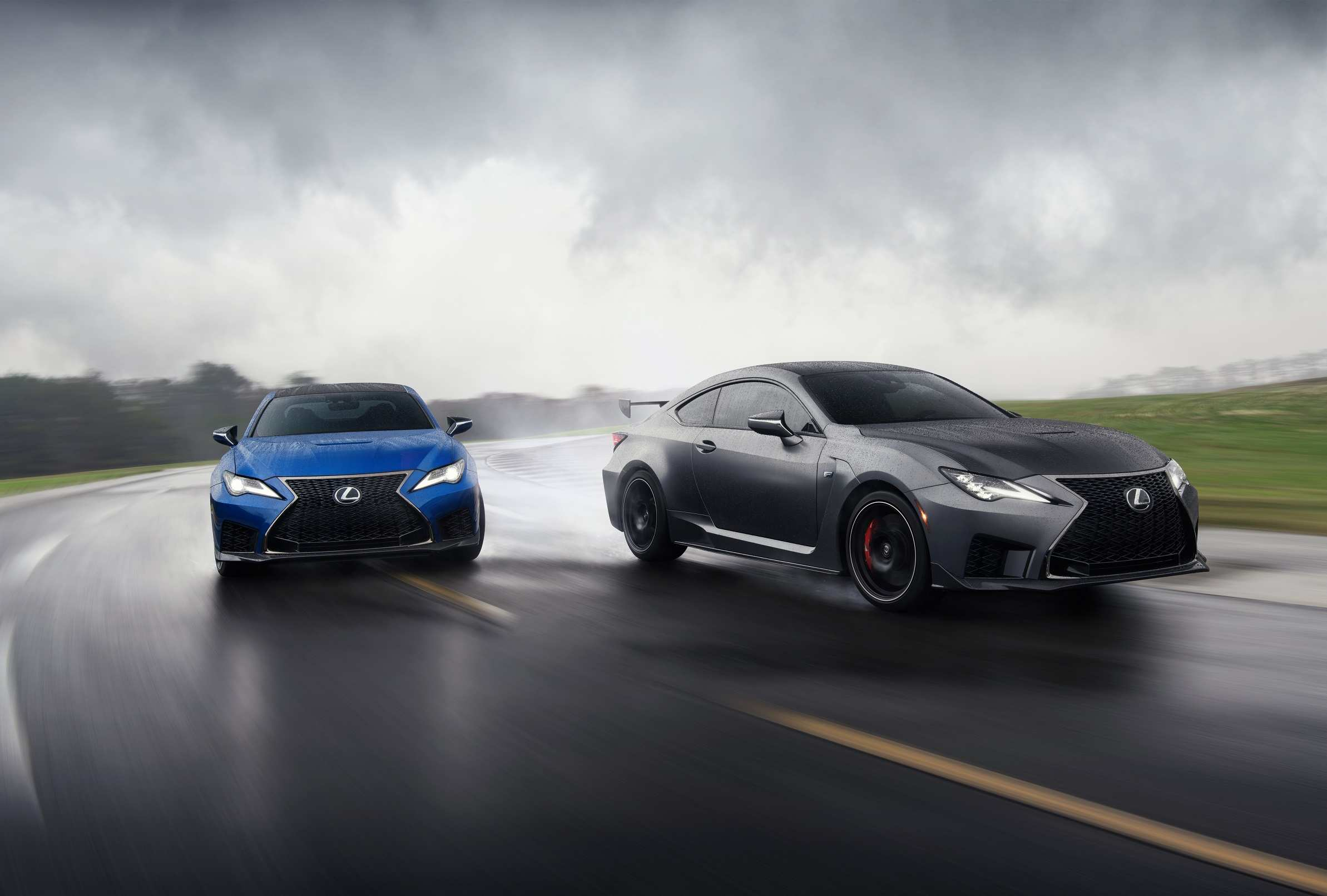 98 New 2020 Lexus Rc F Track Edition Price New Model And Performance