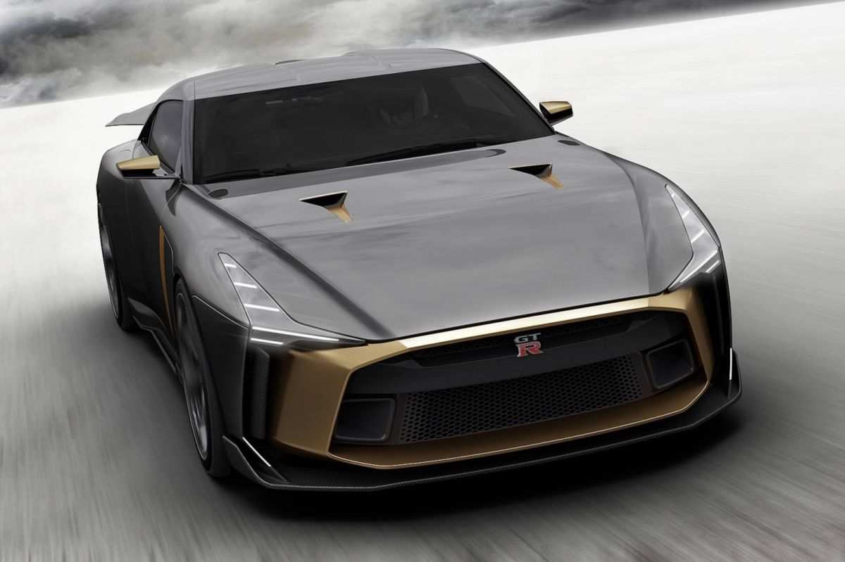 98 New 2020 Nissan R36 Exterior And Interior