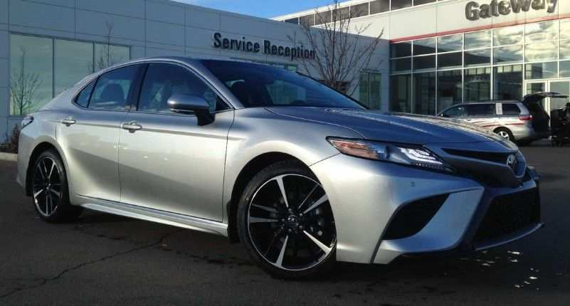 98 New 2020 Toyota Camry Xse Configurations