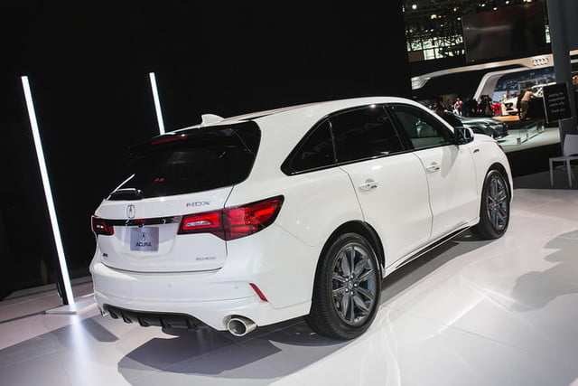 98 New Acura Mdx Changes For 2020 Release