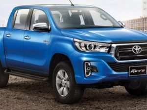 98 New Toyota Hilux 2020 Usa Style