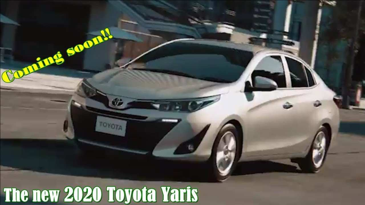 98 New Toyota Vitz 2020 Overview